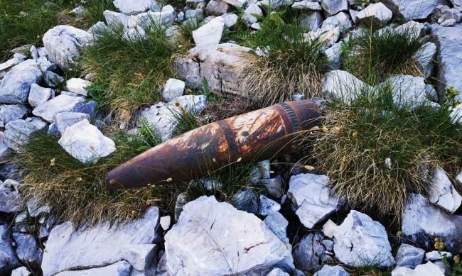 Армията обезвреди корозирал снаряд в Старозагорско
