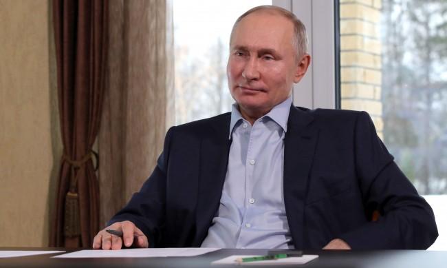Путин отново: Приписваният ми дворец не е нито мой, нито на роднини