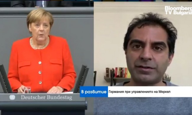 Европа без Меркел - сред най-големите рискове за света през 2021?