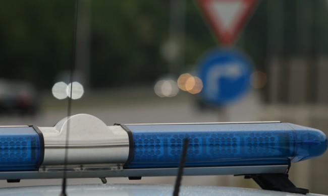 Тийнейджър без книжка участва в гонка с полицията