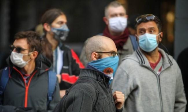 България с нови мерки за носене на маски на открито