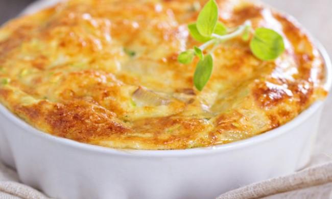 Рецептата Dnes: Печени яйца с бекон