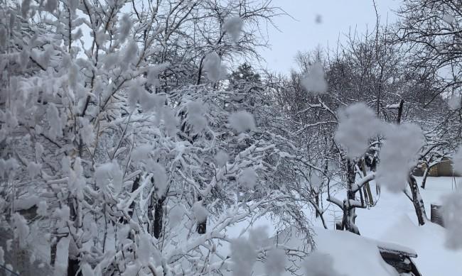 25 села са без ток в област Хасково