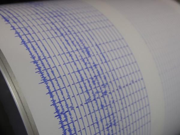 Земетресение с магнитуд 3.4 по Рихтер е регистрирано в 08:44