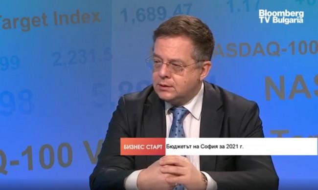 """Барбалов: Бул. """"Цар Борис ІІІ"""" ще е най-големият пътен проект тази година"""