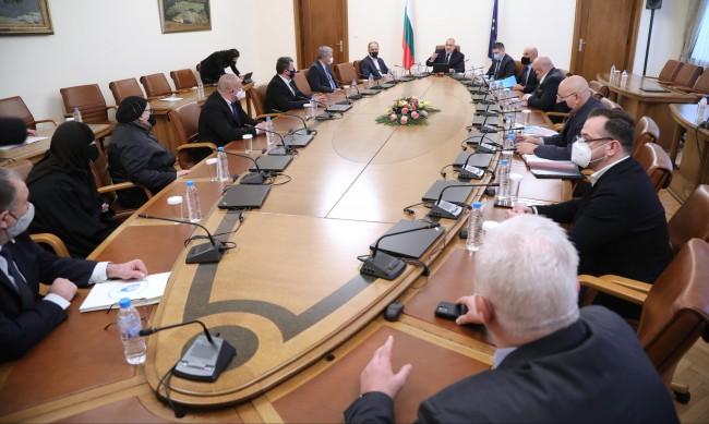 Борисов: Майсторски реагираме на опасностите при пандемията