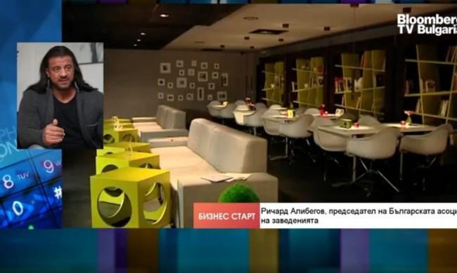 Алибегов: Заведенията не са по-опасни от ресторантите в хотелите