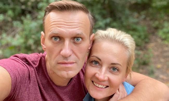 Новата Първа дама на Русия: Ще влезе ли Юлия Навалная в политиката?