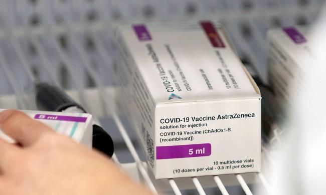 Очакваме близо 262 хил. дози от ваксината на AstraZeneca