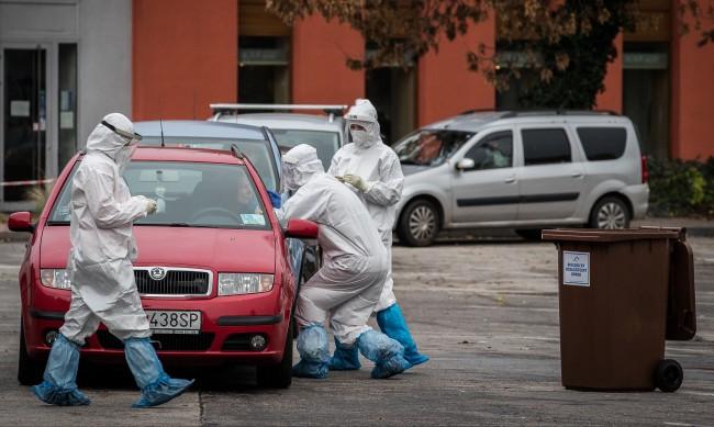 Словакия ще иска отрицателен тест и при излизане от дома