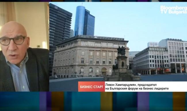 Хампарцумян: Влошаването на кредитните портфейли не е катастрофално