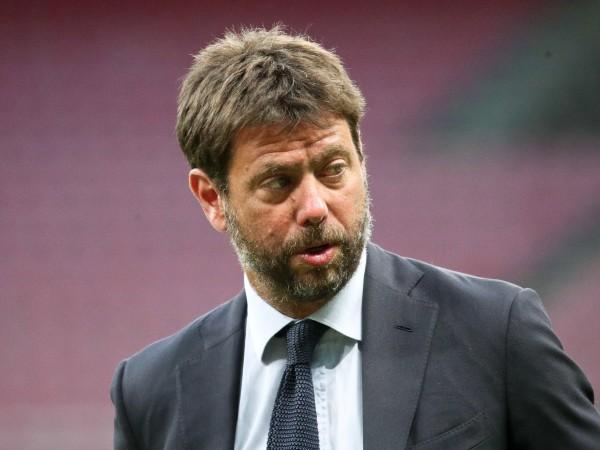 Андреа Аниели - президент на италианския футболен гранд Ювентус и