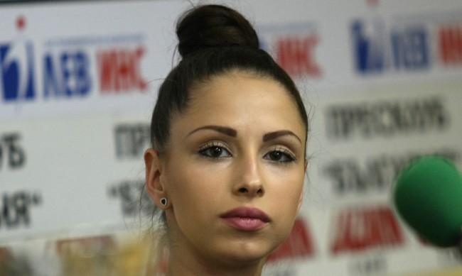 Гимнастичката Цвети Стоянова се разминала на косъм със смъртта