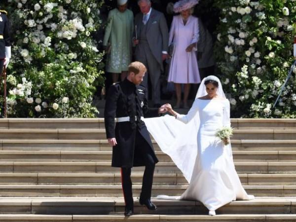 Сватбата между принц Хари и Меган Маркъл се превърна в
