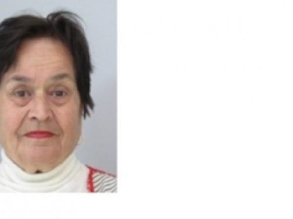 Столичната полиция издирва 82-годишната Антоанета Илиева Александрова, съобщиха от МВР.Тя
