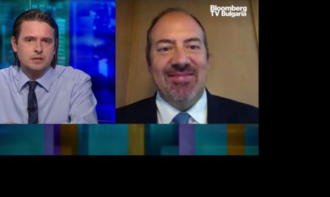 Алваро Перейра пред Bloomberg TV Bulgaria: Години делят България от пълноправното членство в ОИСР