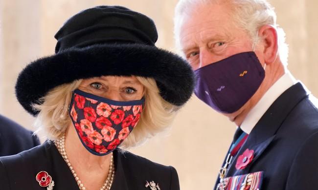 Принц Чарлз и Камила се ваксинираха срещу COVID-19