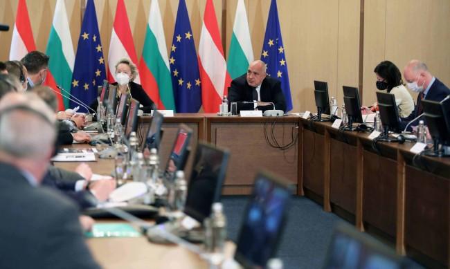 Борисов към австрийския бизнес: Управляваме пандемията добре!