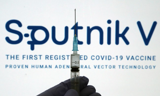 """Украйна забрани употребата на руската ваксина """"Спутник V"""""""