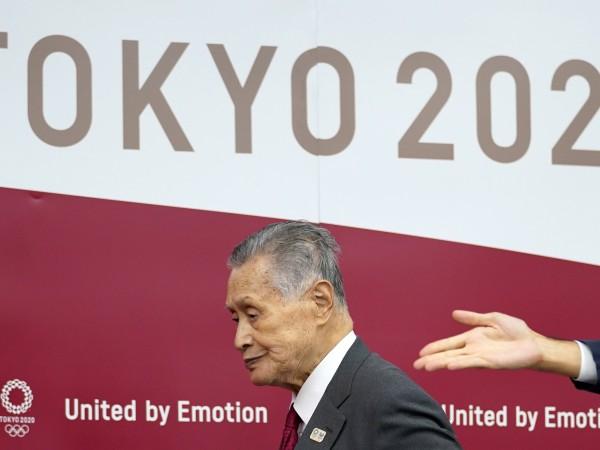 Президентът на организационния комитет за олимпийските игри в Токио Йоширо