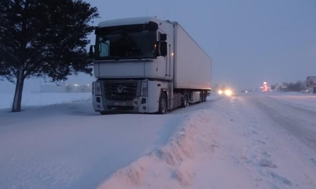 АПИ: Няма затворени пътища, всички са проходими при зимни условия