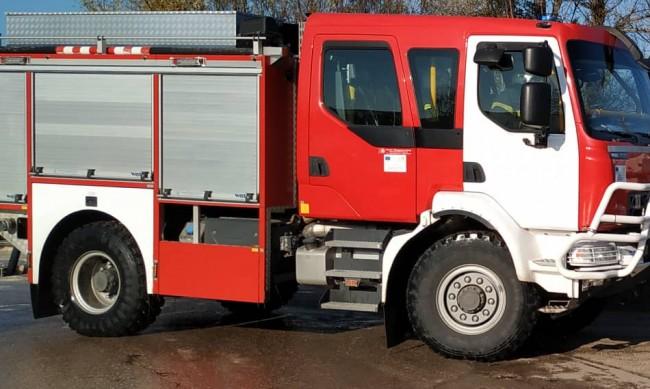Пожарникари спасиха семейството с 2 деца в Пловдив