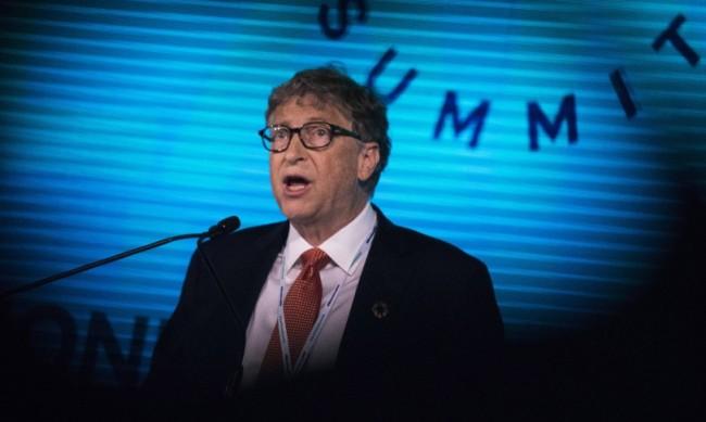 Бил Гейтс разтревожен не за коронавируса, а за изменението на климата