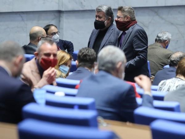 Мнозинството в НС преодоля ветото на президента Румен Радев върху