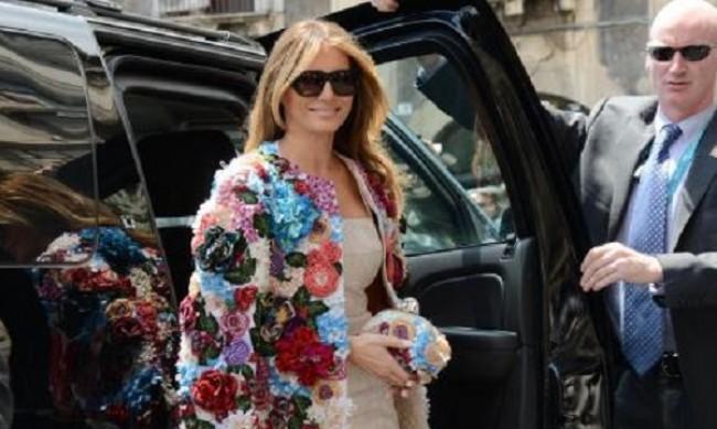 Мелания завижда на Джил Байдън, медиите й градили добър образ