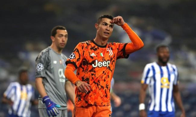 Порто удари слаб Ювентус, но се пропука в края