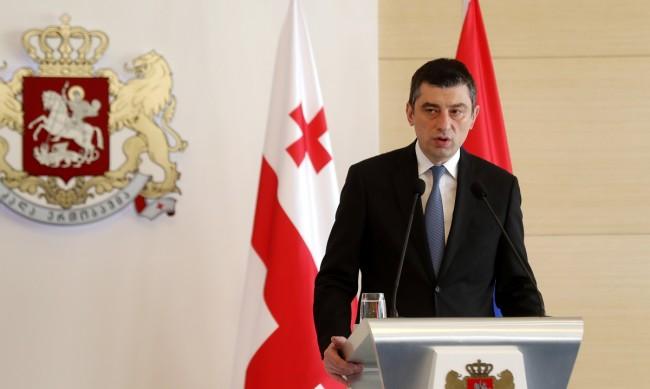 Премиерът на Грузия подаде оставката