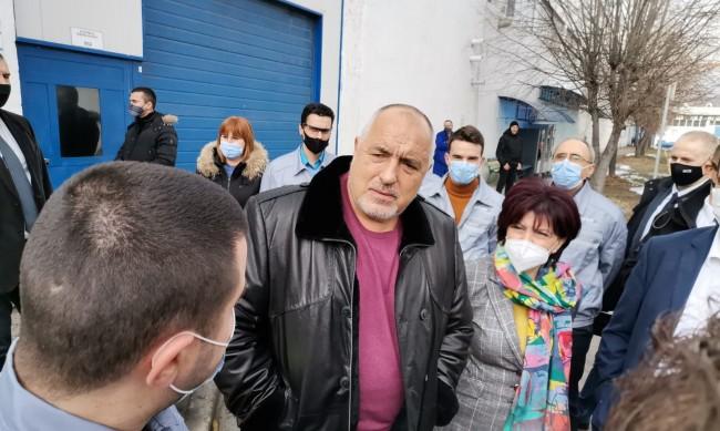Борисов: Запазихме работни места с мерки за няколко милиарда