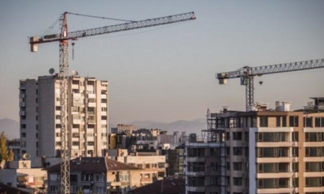 Евростат: България е четвърта по спад в строителството в ЕС