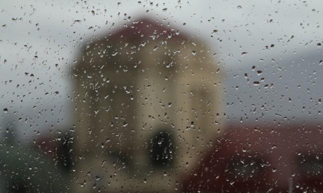 Днес ще е облачно и дъждовно, на места до 12°С