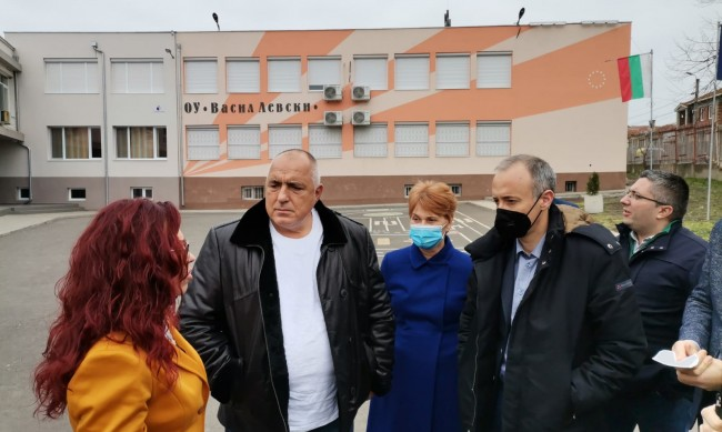 Борисов: Убеден съм, че днес ще се ваксинират над 15 000 българи