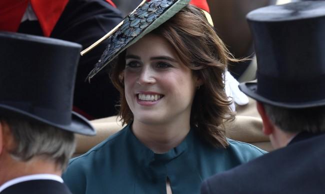 Принцеса Юджини издаде името на бебето си