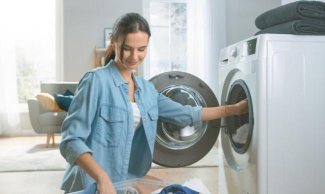 6 грешки, които развалят пералнята