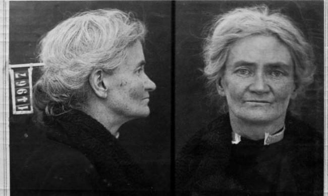 Виолет Гибсън - забравената ирландка, която стреля по Бенито Мусолини