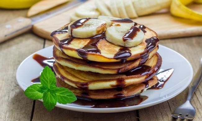 Рецептата Dnes: Бананови палачинки с ленено семе