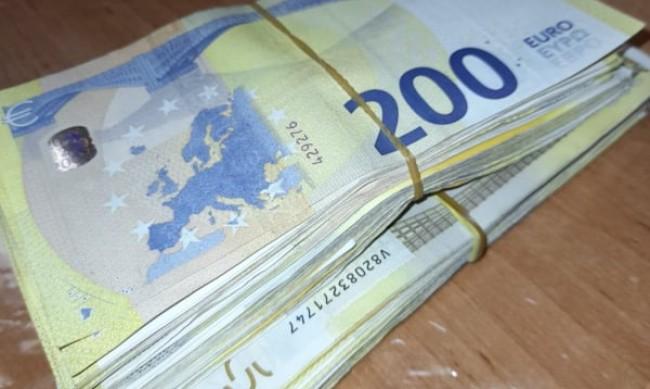 Откриха недекларирана валута за близо 40 000 лв. на Лесово