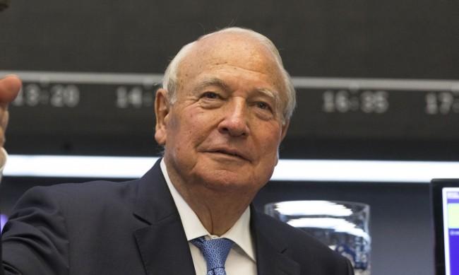 Почина милиардерът и акционер в Lufthansa Хайнц Херман Тийле