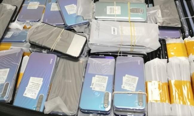 Спипаха смартфони за над 90 000 лв. на Капитан Андреево