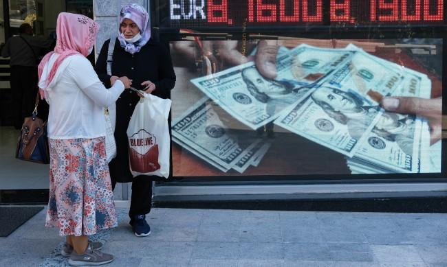 Турция бе пред икономически срив, но се справя в условията на пандемия