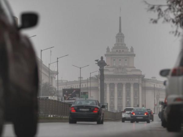В София и днес са констатирани превишения на фини прахови