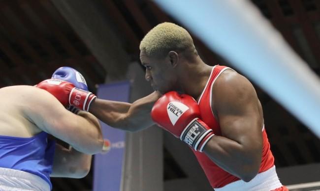 Радослав Панталеев се класира за полуфинал в кат. до 91 кг