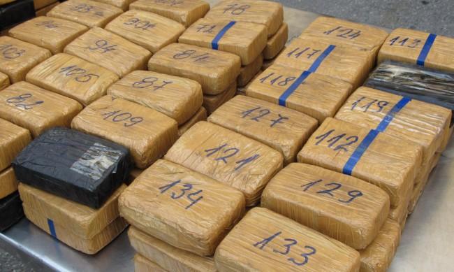 Рекорд в Европа: Спипаха кокаин за 600 млн. в Белгия и Германия