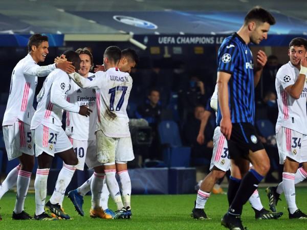 Реал Мадрид взе крехък аванс в първия 1/8-финален сблъсък от