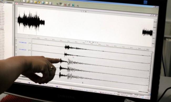 Земетресение с магнитуд 4,1 разлюля Хърватия в полунощ