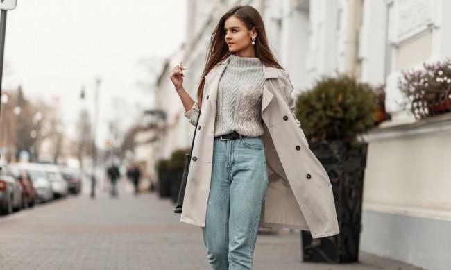 Пролетна мода - тесните дънки си отиват