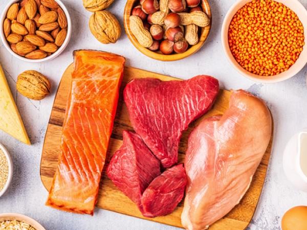 Протеините са едни от основните градивни единици на тялото. Те